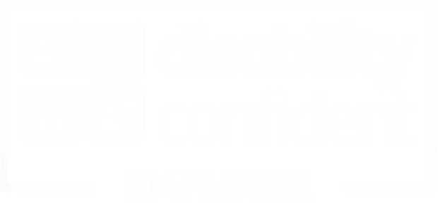 Disability Confident Employer accreditation logo